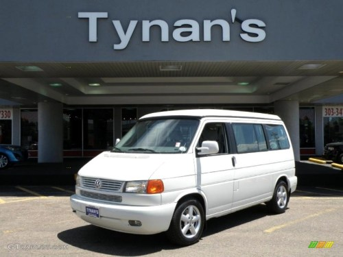 small resolution of 2001 arctic white volkswagen eurovan mv 30722681