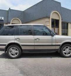 1999 range rover 4 6 hse white gold metallic saddle photo 7 [ 1024 x 768 Pixel ]