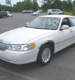 1999 performance white lincoln town car signature 31145535 [ 1024 x 768 Pixel ]