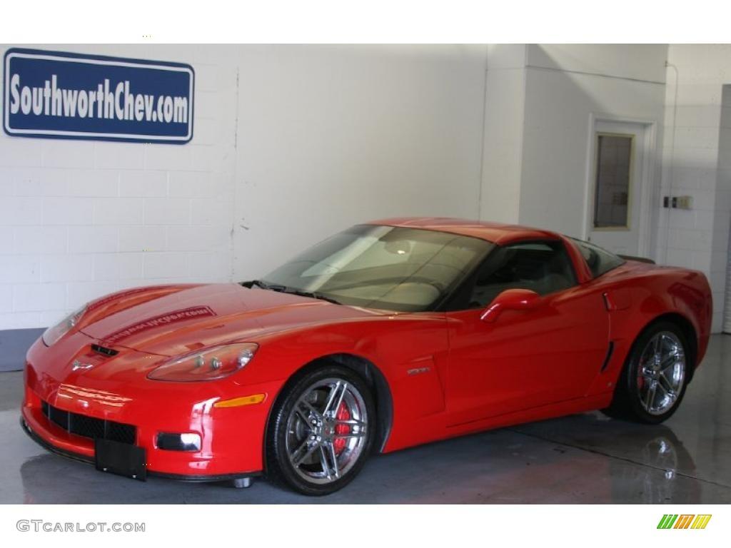 2007 Corvette Paint Colors