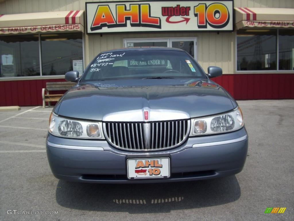 hight resolution of graphite blue metallic lincoln town car lincoln town car signature