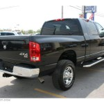 2006 Black Dodge Ram 1500 Slt Mega Cab 4x4 32856415 Photo 15 Gtcarlot Com Car Color Galleries