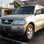 2005 Champagne Metallic Mitsubishi Montero Limited 4x4 33328569 Gtcarlot Com Car Color Galleries