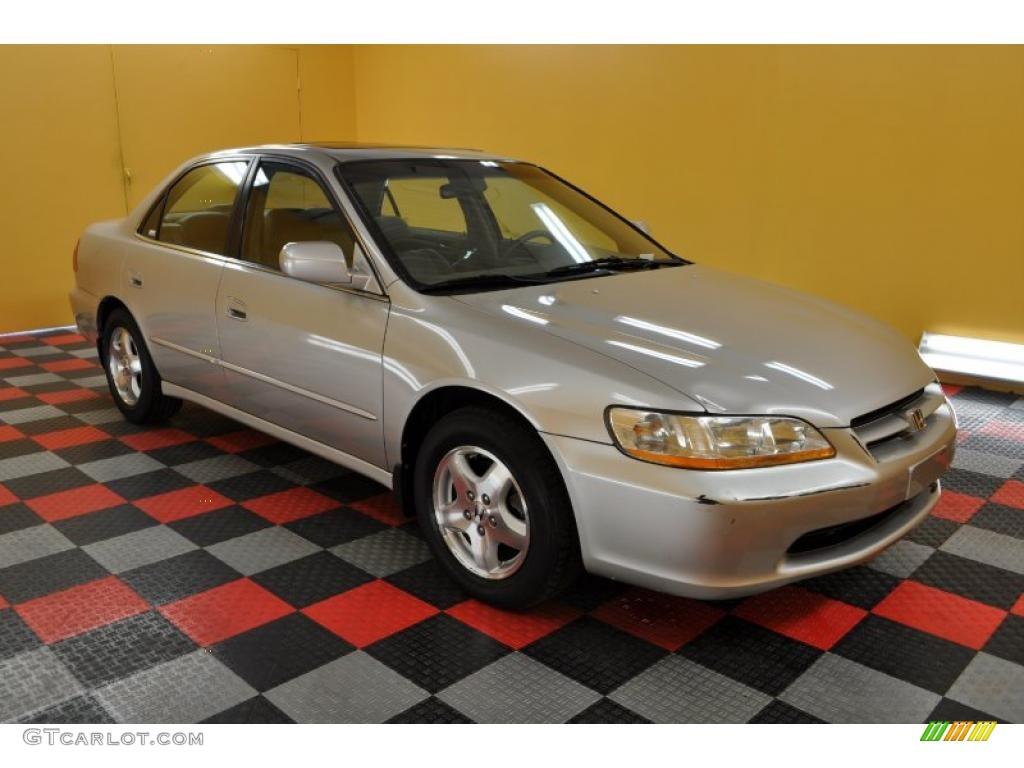 1999 Honda Accord Interior Colors