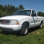 2001 Summit White Gmc Sonoma Sls Regular Cab 35719435 Gtcarlot Com Car Color Galleries