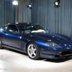 1999 Dark Blue Metallic Ferrari 550 Maranello 37423377 Photo 3 Gtcarlot Com Car Color Galleries