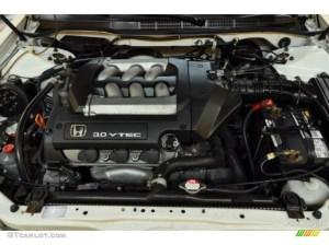 2000 Honda Accord EX V6 Coupe 30L SOHC 24V VTEC V6 Engine
