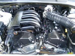 2007 Dodge Charger Standard Charger Model 27 Liter DOHC