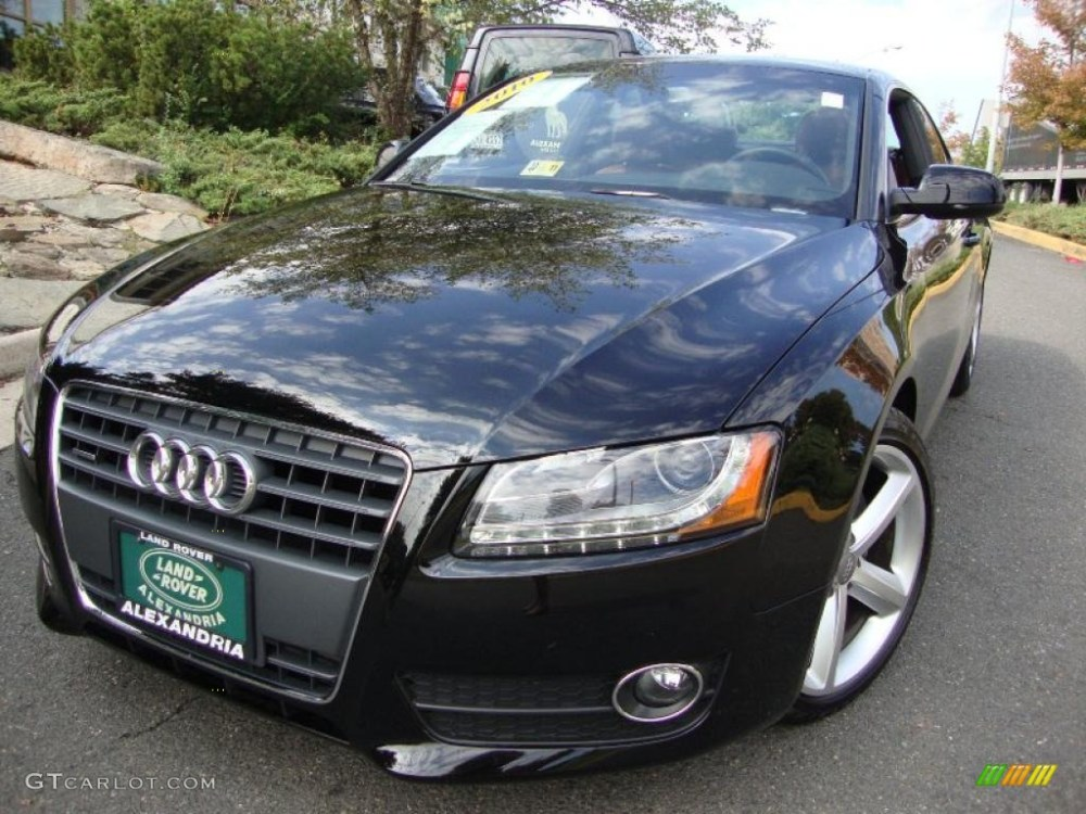 medium resolution of brilliant black audi a5