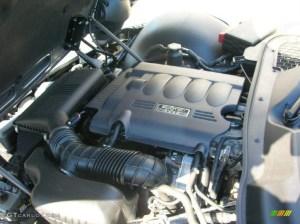 2006 Pontiac Solstice Roadster 24 Liter DOHC 16Valve VVT