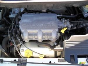 1998 Dodge Caravan Standard Caravan Model 30 Liter SOHC