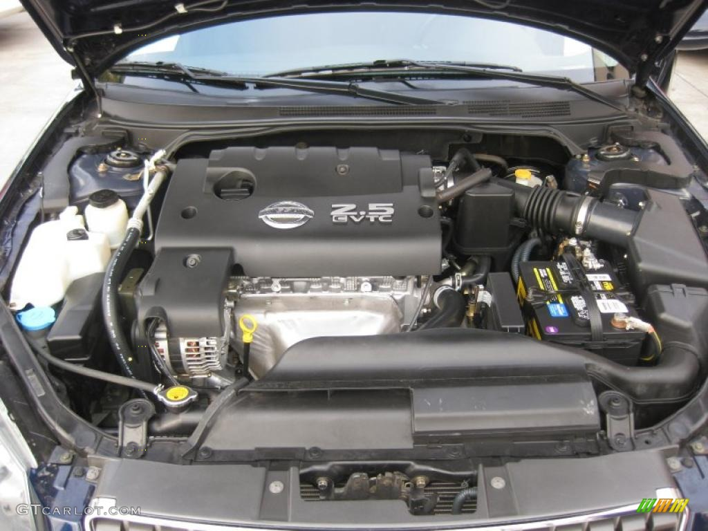 Nissan Altima 2 5 Engine