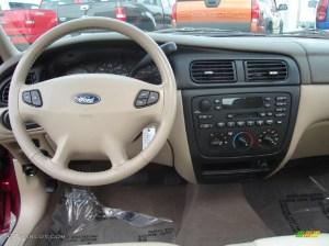 2000 Ford Taurus SES interior Photo #37980468 | GTCarLot