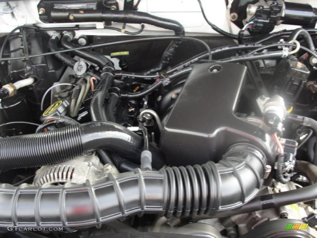0 Firing Ranger Ford Order Liter Engine 3