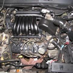 2001 Ford Taurus Radiator Hose Diagram 69 Firebird Wiring Mercury Sable Heater Core Dodge Shadow