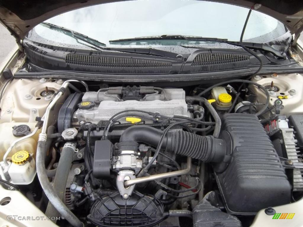 2004 dodge 2 7 engine diagram 2005 honda accord parts stratus 4l dohc get free