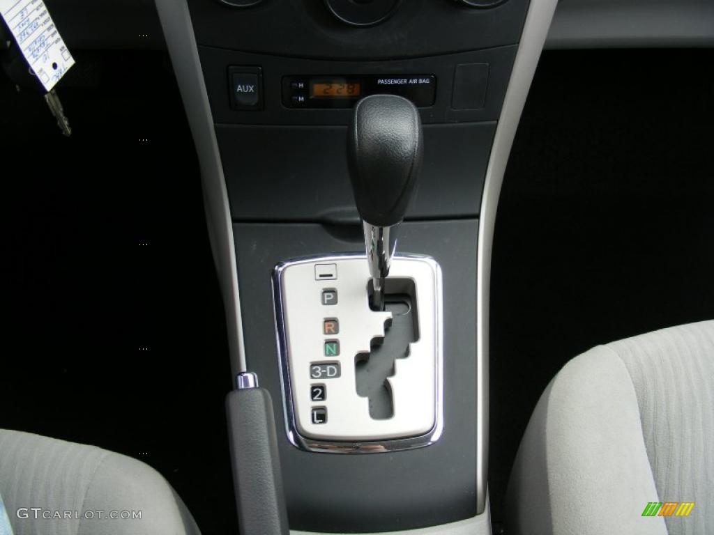 Toyota Corolla Transmision