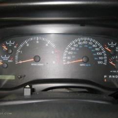 1997 Dodge Dakota Tach Wiring Diagram Karr Car Alarm Sport Regular Cab Gauges Photo 38262491