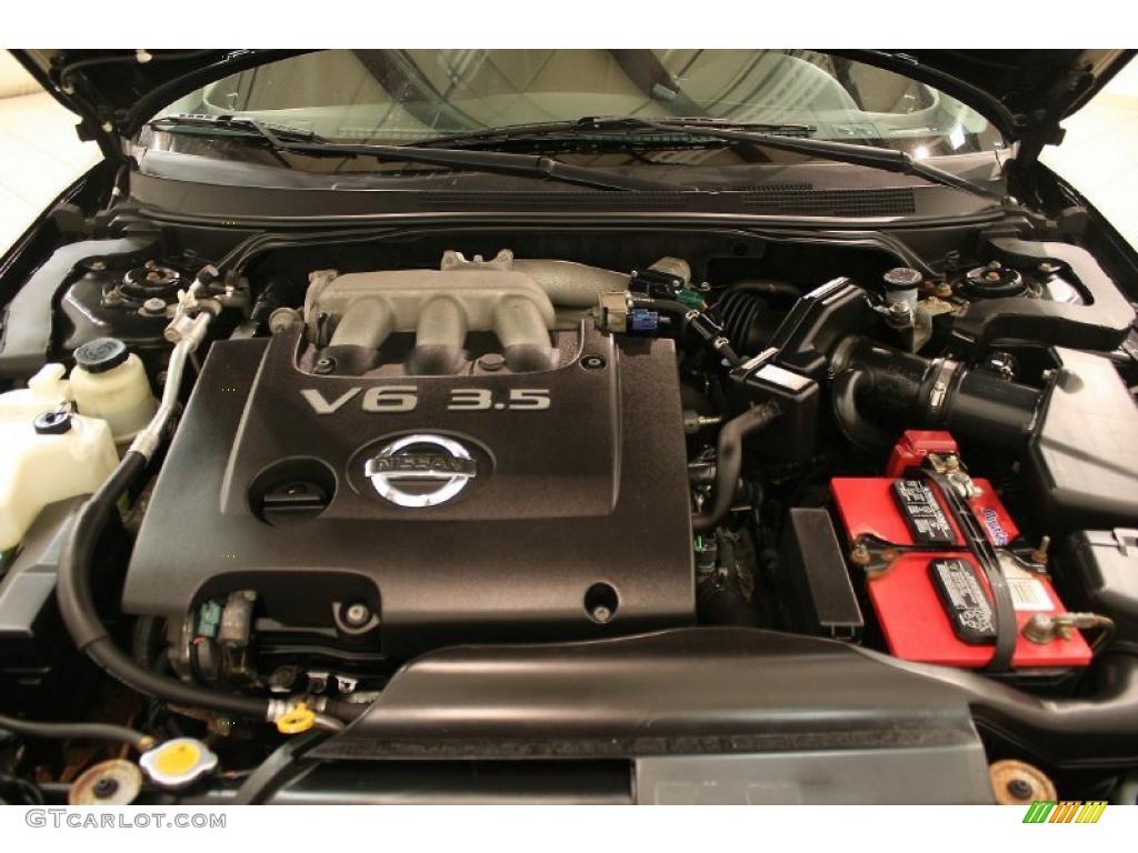 2005 Nissan Altima 2 5 Engine