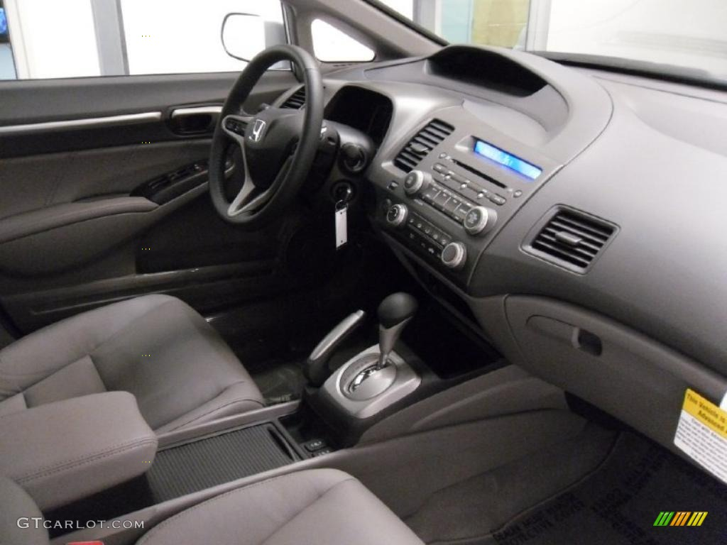 2011 Honda Civic EX L Sedan Interior Photo 38309347