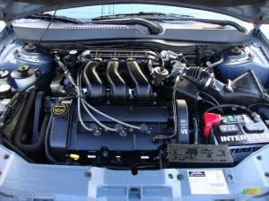2001 Mercury Sable LS Premium Wagon 30 Liter DOHC 24