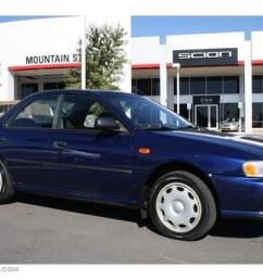 blue ridge pearl subaru impreza subaru impreza l sedan [ 1024 x 768 Pixel ]