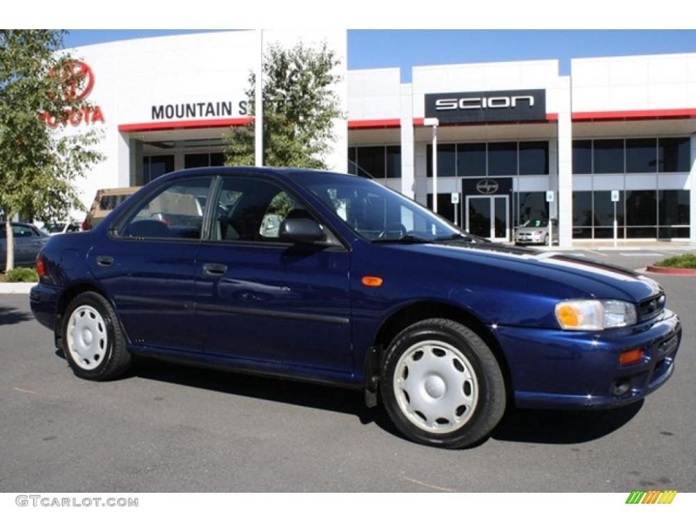 medium resolution of blue ridge pearl subaru impreza subaru impreza l sedan