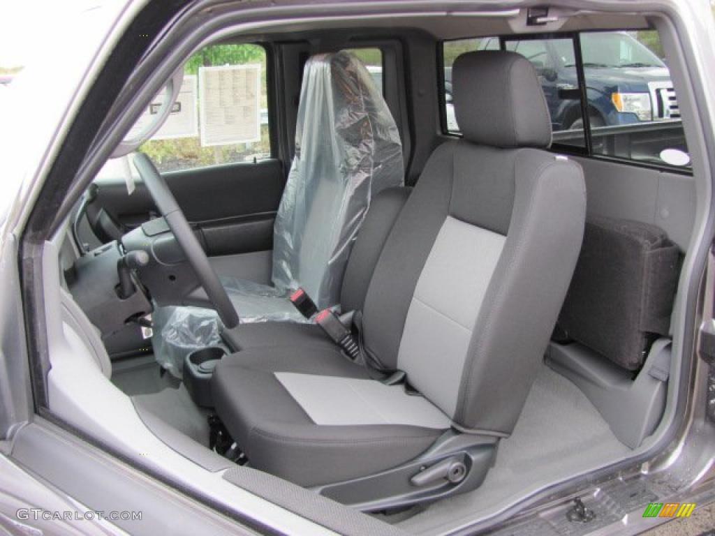 1989 Ford Ranger Interior