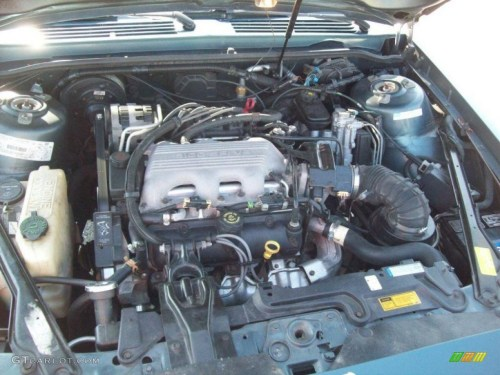 small resolution of 1995 buick century special wagon 3 1 liter ohv 12 valve v6 buick 3 8 engine diagram gm 3800 engine diagram