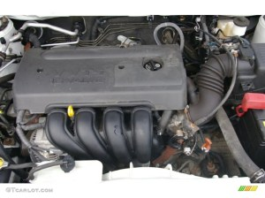 2006 Toyota Matrix AWD 18L DOHC 16V VVTi 4 Cylinder