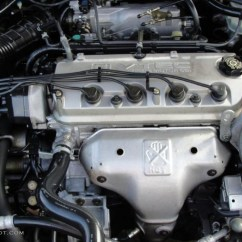2001 Honda Civic Engine Diagram Of A Rose Plant 1990 Accord Lx 1993