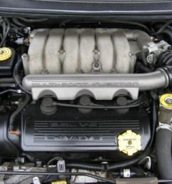 2000 chrysler cirrus lxi 2 5 liter sohc 24 valve v6 engine photo 38784801 [ 1024 x 768 Pixel ]