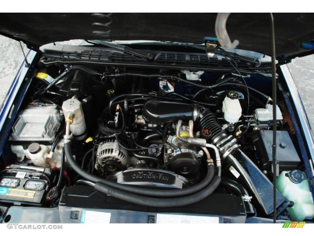 medium resolution of 1992 1995 chevrolet s10 4 3l v6 2 1992 1995 chevrolet blazer 4