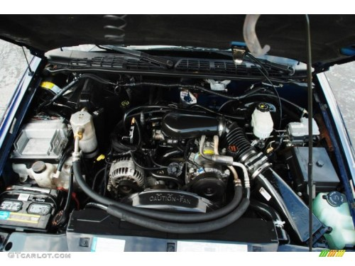 small resolution of 1992 1995 chevrolet s10 4 3l v6 2 1992 1995 chevrolet blazer 4