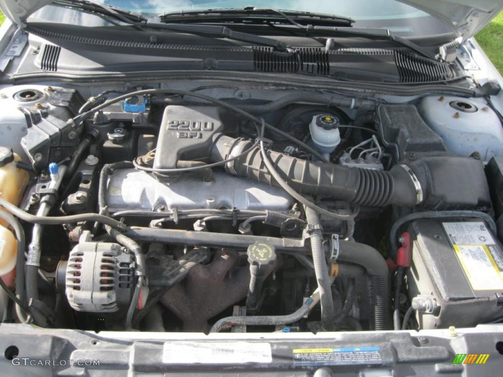 2003 Chevy Cavalier Engine Diagram
