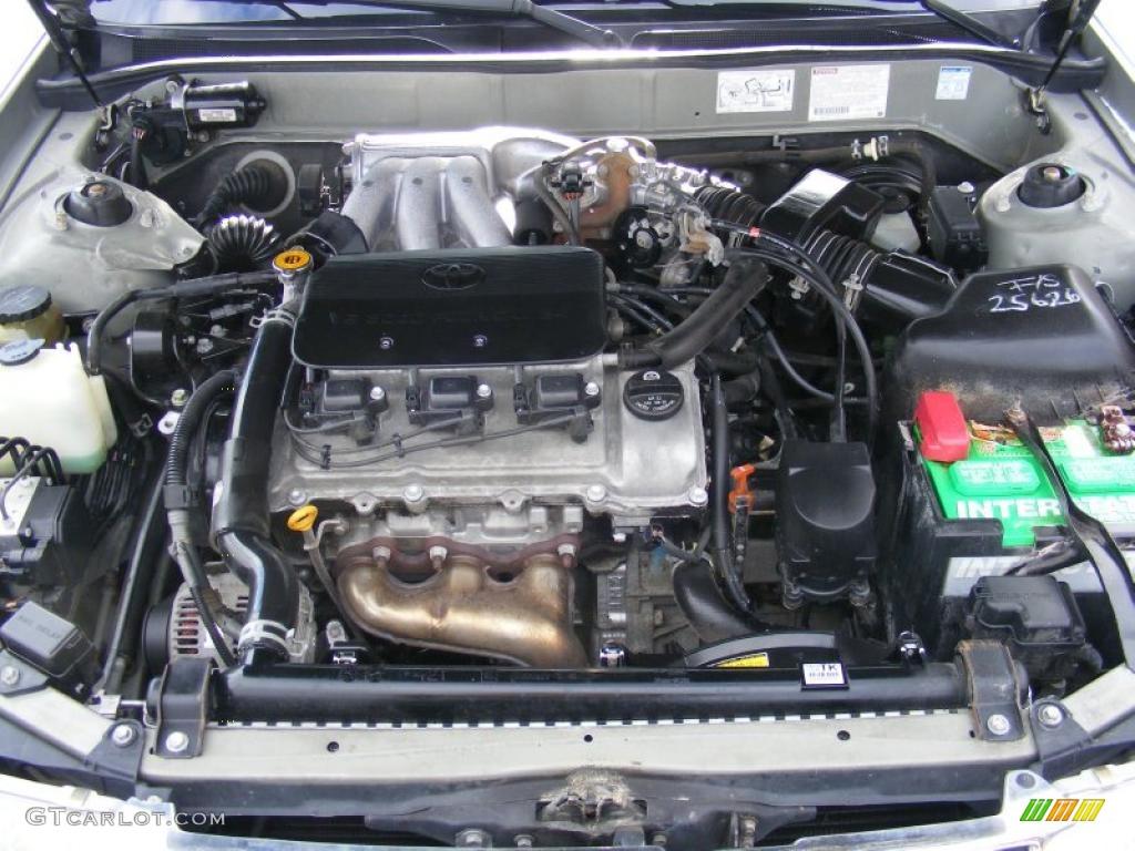1998 Toyota Camry Firing Order Diagram