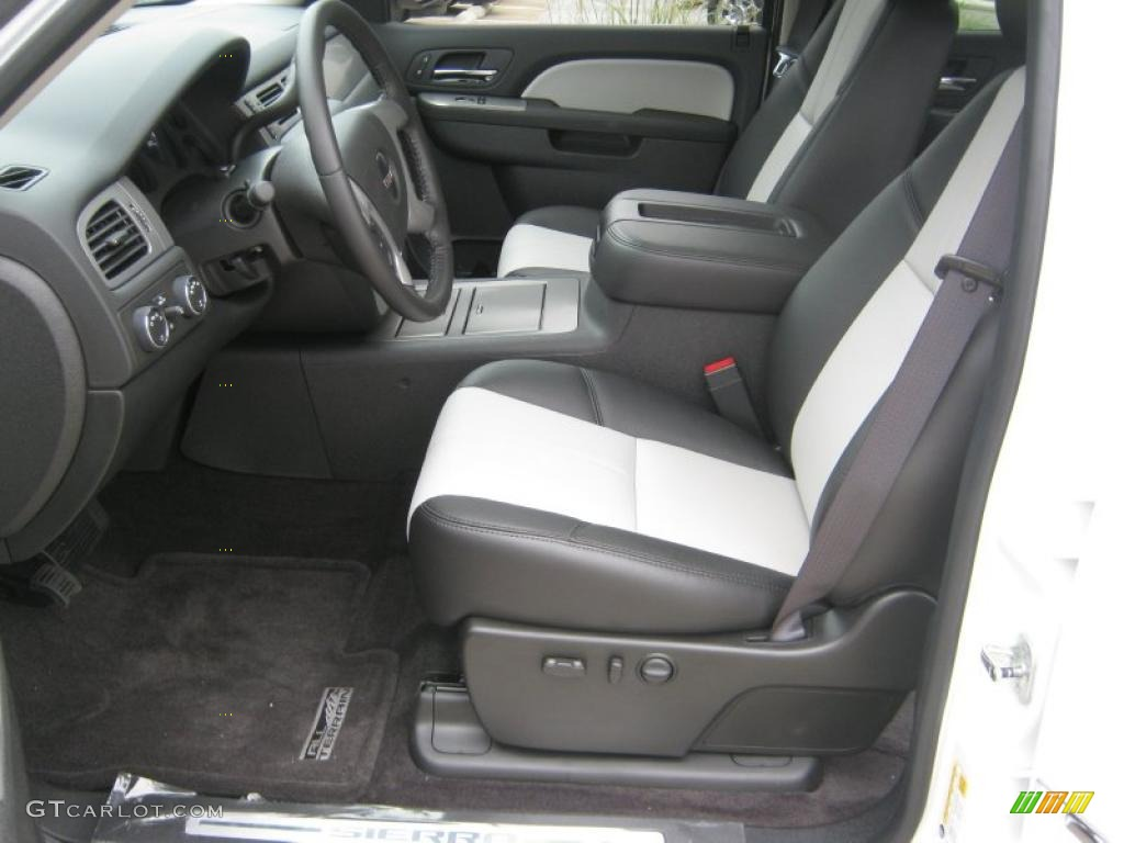 2011 GMC Sierra 1500 SLT All Terrain Crew Cab 4x4 Interior
