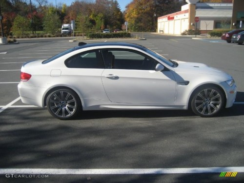 small resolution of alpine white 2010 bmw m3 coupe exterior photo 39087117