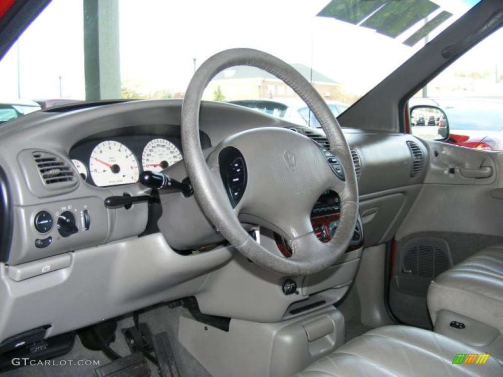 medium resolution of taupe interior 2000 chrysler town country limited photo 39279907