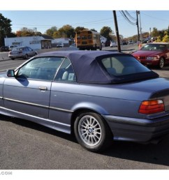 steel blue metallic 1999 bmw 3 series 323i convertible exterior photo 39305193 [ 1024 x 768 Pixel ]