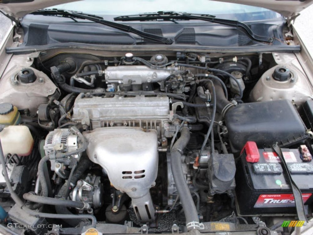 medium resolution of 1997 toyota camry le 2 2 liter dohc 16 valve 4 cylinder engine photo 39310977