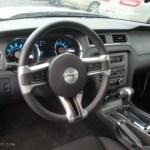 Charcoal Black Interior 2010 Ford Mustang V6 Convertible Photo 39397717 Gtcarlot Com