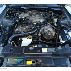 2002 Ford Mustang Engine Diagram 2000 S10 Headlight Wiring V6 Specs Free Image For