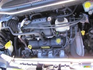 2004 Dodge Grand Caravan SE 33 Liter OHV 12Valve V6