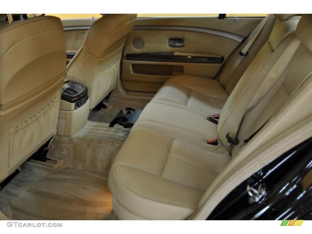 2006 Bmw 7 Series 750li Sedan Interior Photo 39586829 Gtcarlot Com