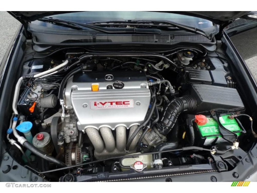 medium resolution of 2004 acura tsx sedan 2 4 liter dohc 16 valve vtec 4 cylinder engine photo 39637178