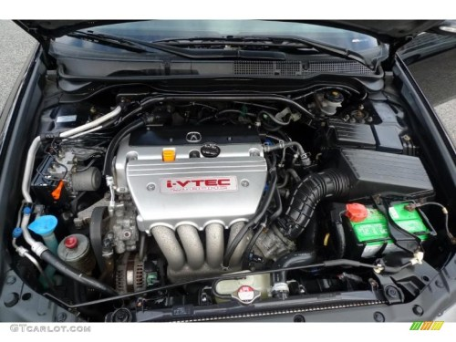 small resolution of 2004 acura tsx sedan 2 4 liter dohc 16 valve vtec 4 cylinder engine photo 39637178