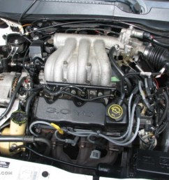 2000 ford taurus lx 3 0 liter ohv 12 valve flex fuel v6 engine photo [ 1024 x 768 Pixel ]