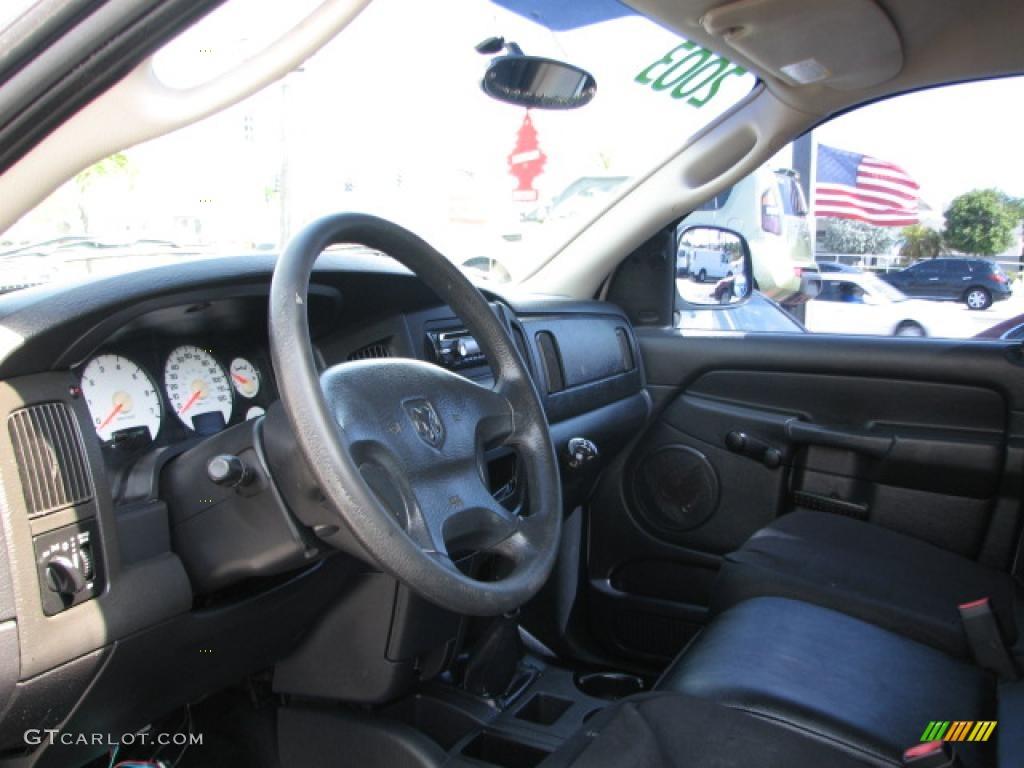 2001 Dodge 1500 Dashboard