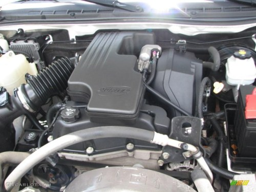 small resolution of 2006 chevrolet colorado extended cab 2 8l dohc 16v vvt vortec 4 cylinder engine photo